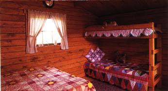 Creekside Mountain Camping Camping Cabins